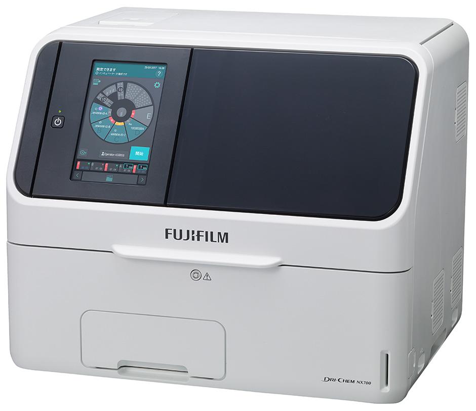 臨床化学分析装置 富士ドライケムNX700